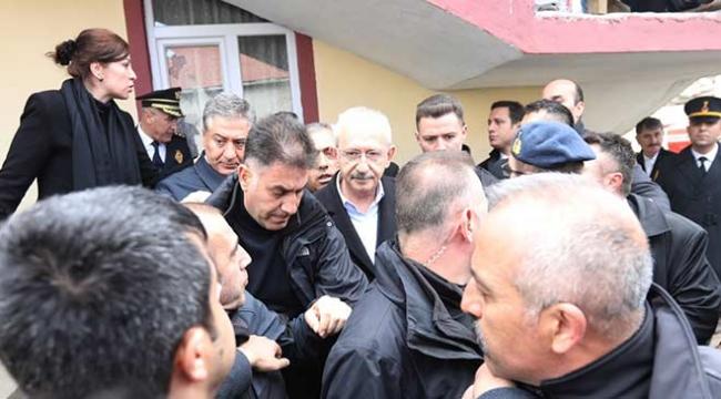MSBden Kılıçdaroğluna düzenlenen saldırıya kınama