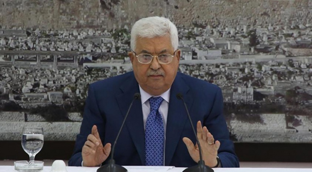 Filistin Devlet Başkanı Abbas: Netanyahu barışa inanmıyor