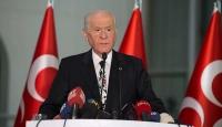 MHP Genel Başkanı Bahçeli: Bunu bir siyasi partinin liderine yapmak yakışık almaz