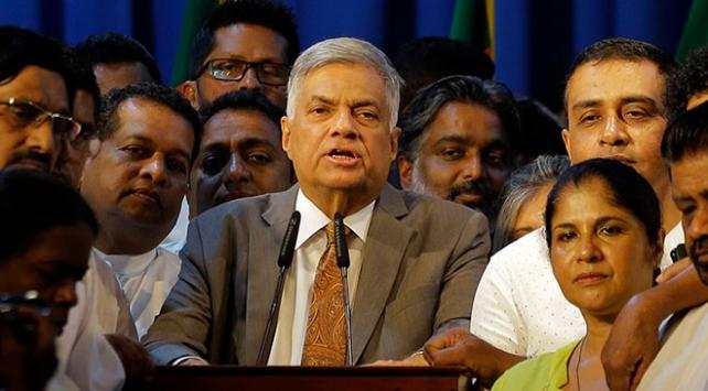 Sri Lanka Başbakanı Wickremesinghe: Bu talihsiz durumla başa çıkacağız