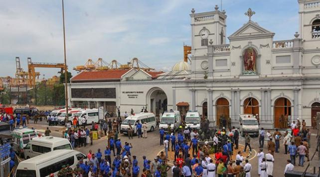 Sri Lankada terör operasyonlarında 13 kişi yakalandı
