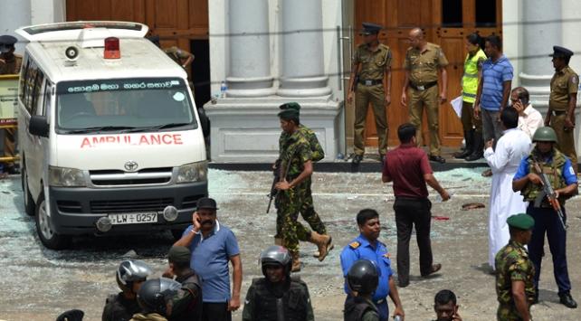 Sri Lankada operasyonlarda 24 kişi yakalandı