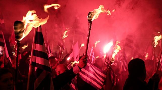 Yunanistanda nefret suçları hız kesmeden yükseliyor