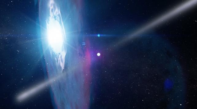 Roscosmos nötron yıldızlarının radyo dalgalarını ses dalgalarına çevirdi
