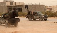 Libya'da Hafter güçleri batı cephesinde kan kaybediyor