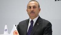 Dışişleri Bakanı Çavuşoğlu: Tek taraflı yaptırımları kabul etmiyoruz