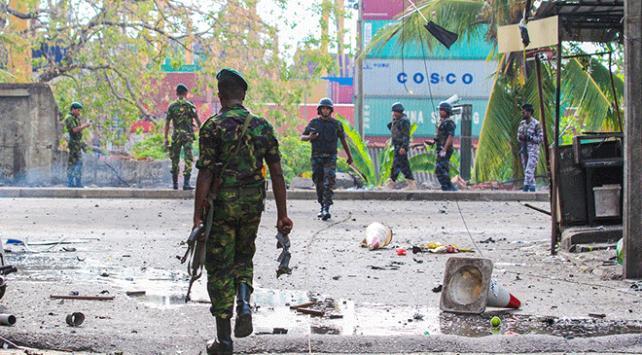 Sri Lankanın başkenti Kolomboda 87 bomba fünyesi bulundu