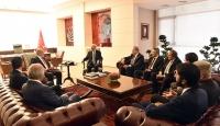 HDP ve Saadet Partisi'nden Kılıçdaroğlu'na geçmiş olsun ziyareti