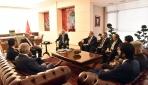 HDP ve Saadet Partisinden Kılıçdaroğluna geçmiş olsun ziyareti