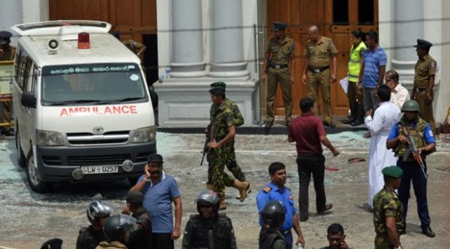 Sri Lankadaki terör saldırılarında İnterpol devrede
