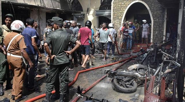 Sri Lankada hayatını kaybedenlerin sayısı 310a yükseldi