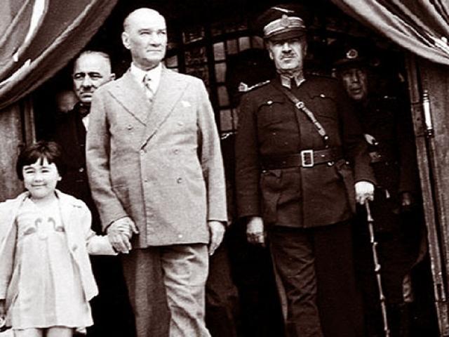 23 Nisan Ulusal Egemenlik ve Çocuk Bayramı'nın 99. yılı