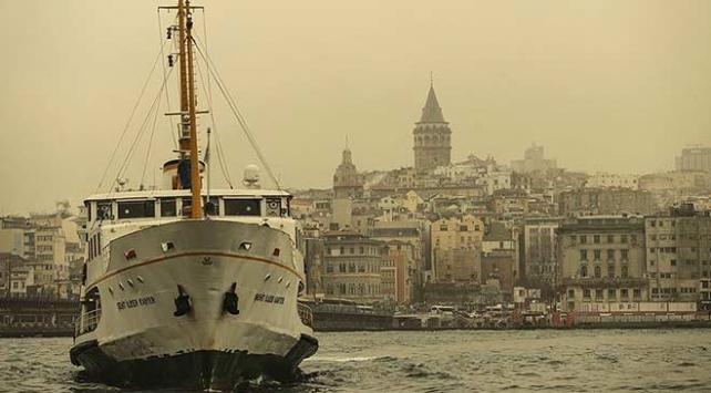 İstanbul için toz taşınımı uyarısı