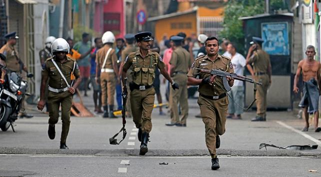 Sri Lankada güvenlik önlemleri artırıldı