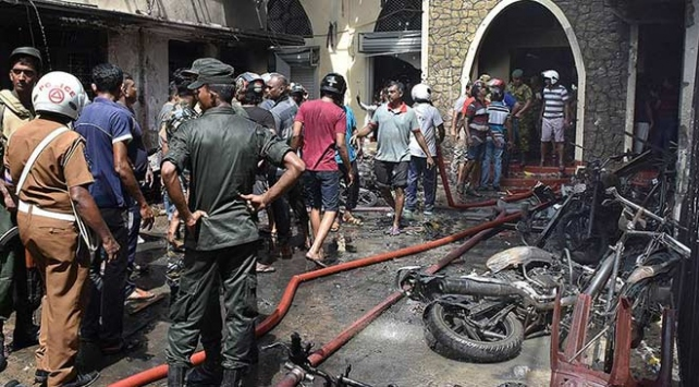 Sri Lankadaki terör saldırılarını DEAŞ üstlendi
