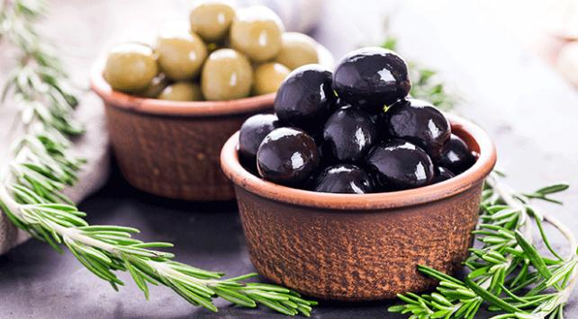 Sofralık zeytinin 4'te 1'i Almanya'ya ihraç edildi