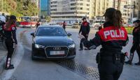 İzmir'de asayiş uygulaması: 423 gözaltı