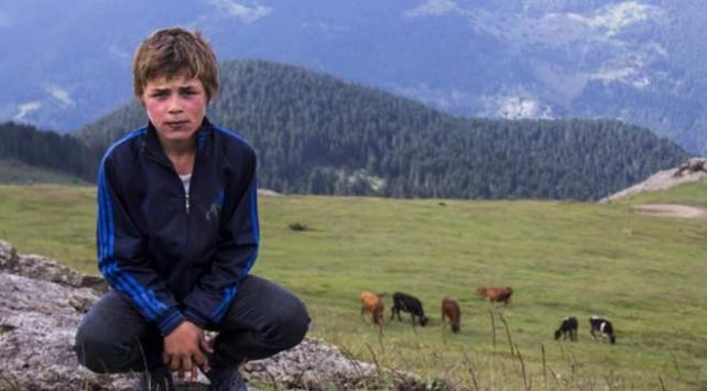 Terör örgütünün şehit ettiği 15 yaşındaki Eren 23 Nisanda unutulmadı