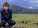 Terör örgütünün şehit ettiği 15 yaşındaki Eren 23 Nisan'da unutulmadı
