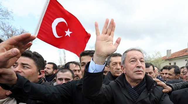Bakan Akar: Amacımız Kılıçdaroğlunu sağ salim evden çıkarmaktı
