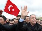 Bakan Akar: Amacımız Kılıçdaroğlu'nu sağ salim evden çıkarmaktı