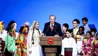 Cumhurbaşkanı Erdoğan: Sanal oyunların kölesi olmayın