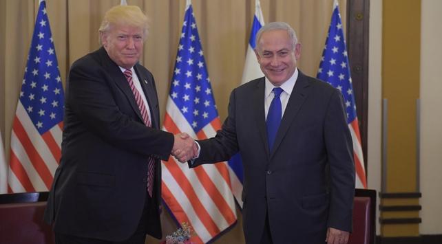 İsrail Golan Tepelerindeki Yahudi yerleşim birimine Trumpın adını verecek