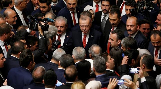 Cumhurbaşkanı Erdoğan: ABD Başkanı ile bugünlerde görüşmemiz olabilir