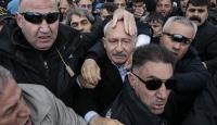 Kılıçdaroğlu'na saldırıyla ilgili soruşturma sürüyor