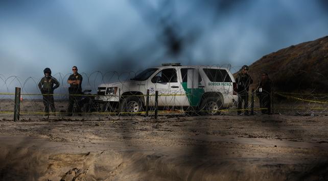 Meksikada yüzlerce göçmen gözaltına alındı