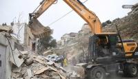 İsrail güçleri öldürdüğü Filistinlinin evini yıktı
