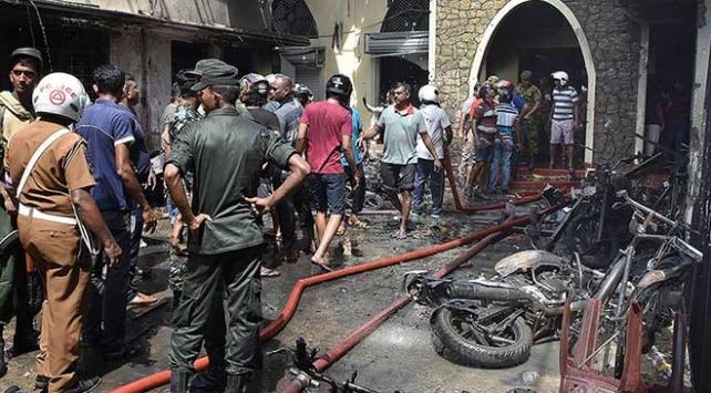 Sri Lankada hayatını kaybedenlerin sayısı 359a yükseldi