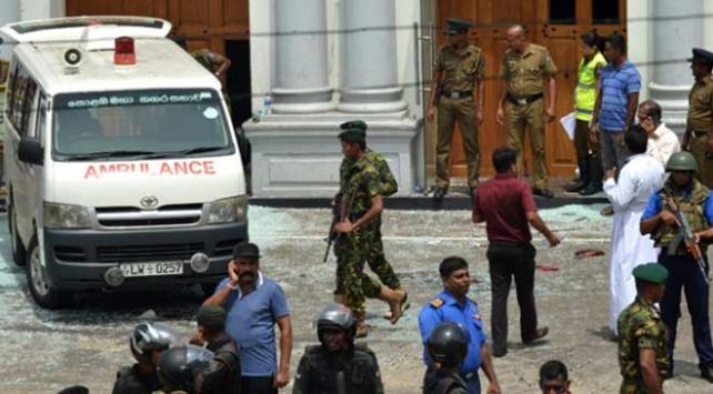 FBI yetkilileri saldırıları soruşturmak için Sri Lankada