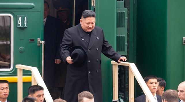 Putin ile görüşecek Kuzey Kore lideri Kim Jung-un Rusyada
