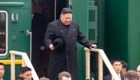 Putin ile görüşecek Kuzey Kore lideri Kim Jung-un Rusya'da