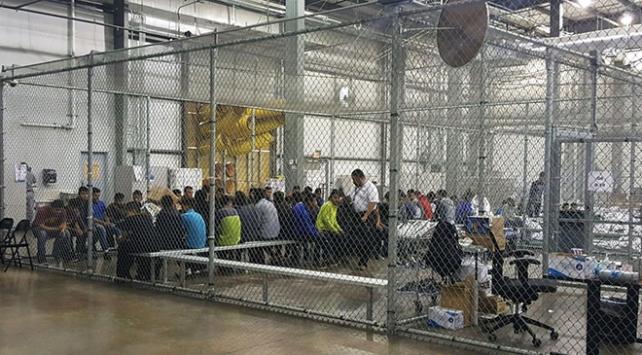 ABD sınırındaki göçmen artışı uyarılarına rağmen gözaltı merkezleri boş