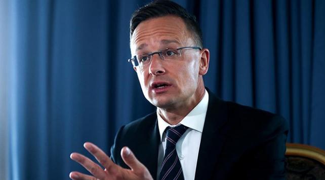 c99ce09c532 Macaristan Dışişleri Bakanı Szijjarto'dan AB'ye Türkiye tepkisi