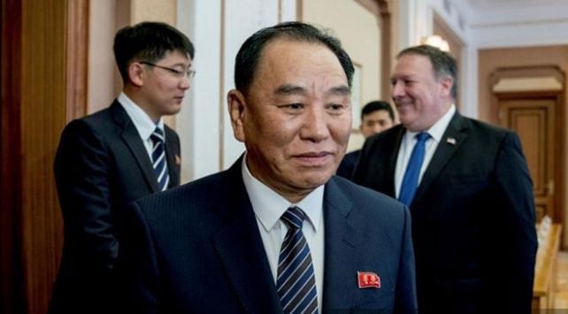 Kim Jong-unun sağ kolu Cholun görevden alındığı iddia edildi