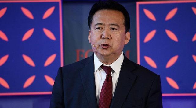Eski Interpol Başkanı Mıng rüşvet suçlamasıyla tutuklandı