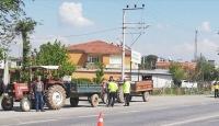 Emniyetten ülke genelinde traktör denetimi