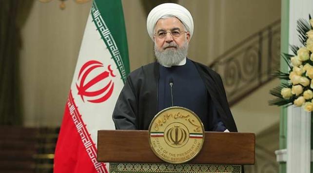 İrandan ABDye: Baskıları sona erdirirseniz müzakere masasına otururuz