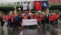 Yurtlarda yetişen gençlerin gönüllü destekçileri