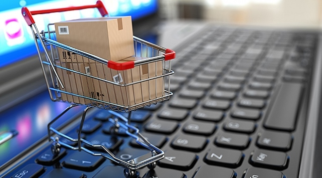 E-ticaret hacmi yüzde 42 büyüdü