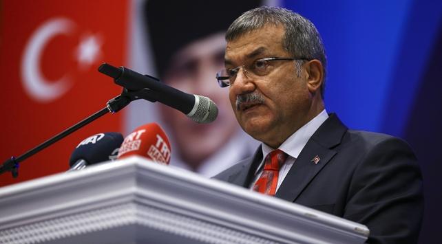 """""""Terör örgütleri ile mücadeleye halkın desteğiyle kararlılıkla devam edilecek"""""""