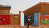 TİKA'dan Burkina Faso'da eğitime destek