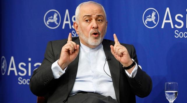 İran Dışişleri Bakanı Zarif: ABD Hürmüz Boğazına girerse Devrim Muhafızlarıyla karşılaşır