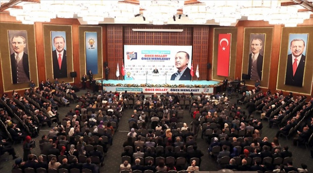 AK Parti Kızılcahamamda kampa girecek