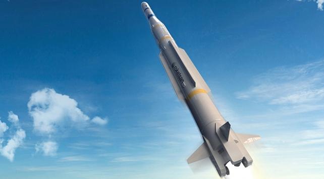 Milli füze Hisar canlı hedeflere karşı test edilecek