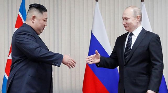 Putin-Kim görüşmesinin ardından ilk açıklama