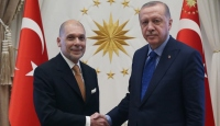 Cumhurbaşkanı Erdoğan Arjantin Ankara Büyükelçisi'ni kabul etti